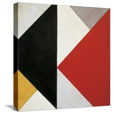 Counter-Composition, 1925-26-Theo Van Doesburg-Stretched Canvas Print