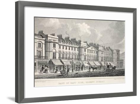 Part of the East Side, Regent Street-Thomas Hosmer Shepherd-Framed Art Print