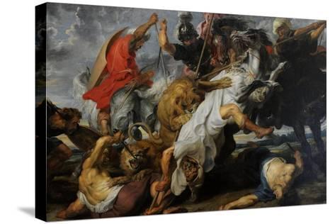 Peter Paul Rubens-Peter Paul Rubens-Stretched Canvas Print