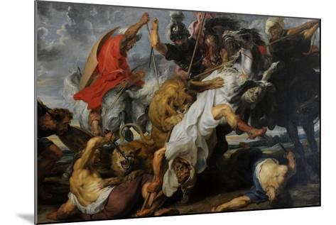 Peter Paul Rubens-Peter Paul Rubens-Mounted Giclee Print