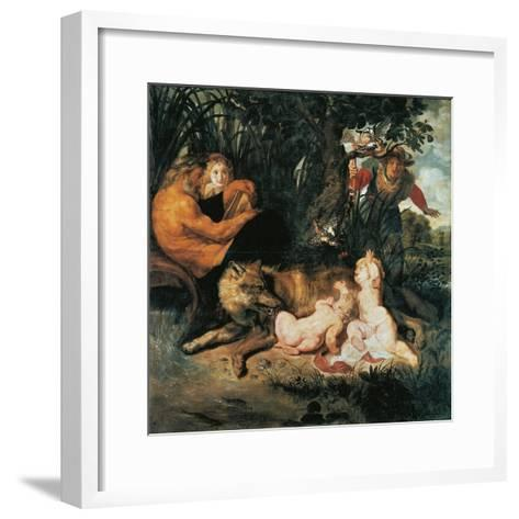 Romulus and Remus Giclee Print by Peter Paul Rubens | Art.com
