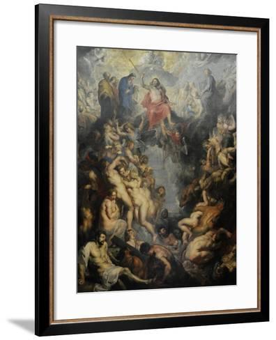 Peter Paul Rubens-Peter Paul Rubens-Framed Art Print