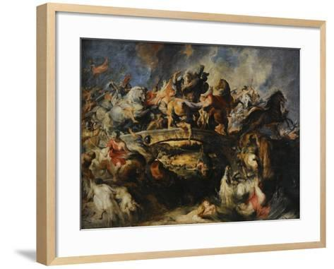 Peter Paul Rubens-Peter Paul Rubens-Framed Art Print