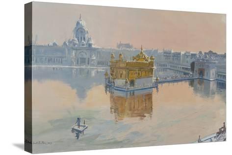 Golden Temple, Amritsar, 2013-Tim Scott Bolton-Stretched Canvas Print