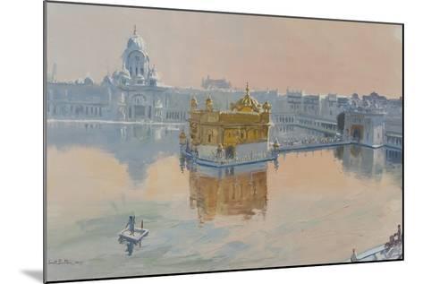 Golden Temple, Amritsar, 2013-Tim Scott Bolton-Mounted Giclee Print