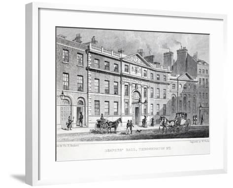 Draper's Hall-Thomas Hosmer Shepherd-Framed Art Print