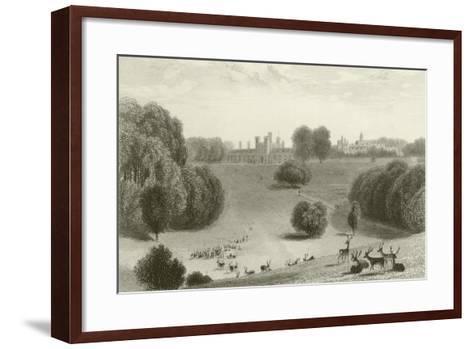 Knowle Park-William Daniell-Framed Art Print