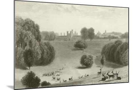 Knowle Park-William Daniell-Mounted Giclee Print