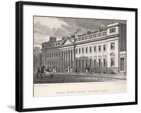 Royal York Baths-Thomas Hosmer Shepherd-Framed Art Print
