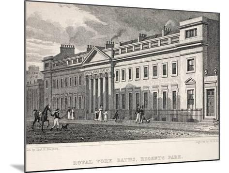 Royal York Baths-Thomas Hosmer Shepherd-Mounted Giclee Print