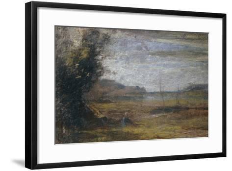 Loneliness, 1864-Vittorio Avondo-Framed Art Print