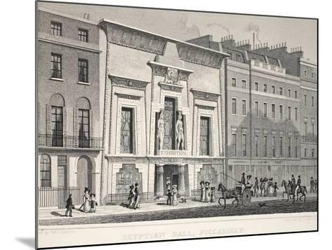 Egyptian Hall-Thomas Hosmer Shepherd-Mounted Giclee Print