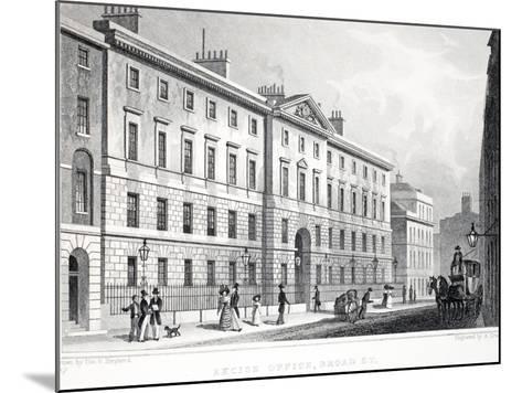 Excise Office-Thomas Hosmer Shepherd-Mounted Giclee Print