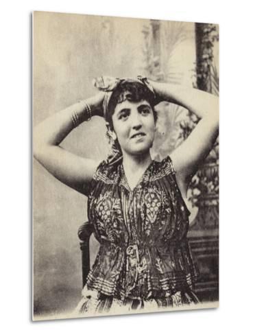 Jewish Woman--Metal Print