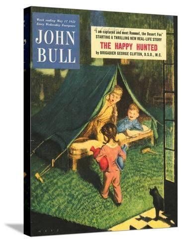 Front Cover of 'John Bull', May 1952--Stretched Canvas Print