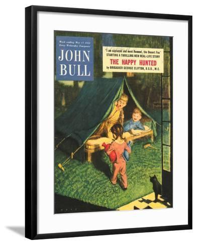 Front Cover of 'John Bull', May 1952--Framed Art Print