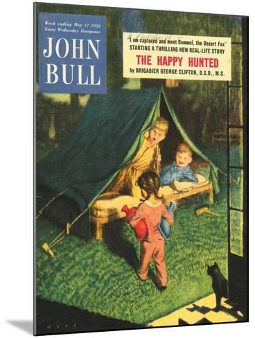 Front Cover of 'John Bull', May 1952--Mounted Giclee Print
