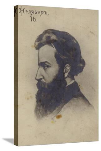 Andrei Zhelyabov, Russian Revolutionary--Stretched Canvas Print