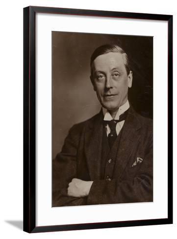 Arthur Greenwood--Framed Art Print