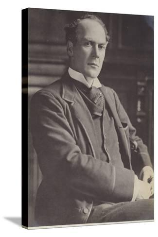Alfred Lyttelton--Stretched Canvas Print