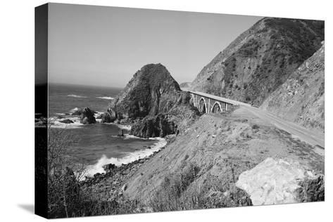 California Highway 1-Philip Gendreau-Stretched Canvas Print