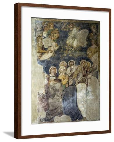 Ascension--Framed Art Print