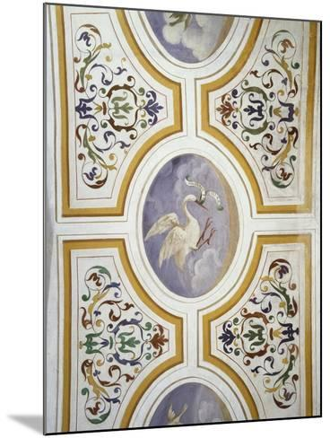 Ceiling Decoration, Villa Cicogna Mozzoni, Bisuschio, Italy, 16th Century--Mounted Giclee Print