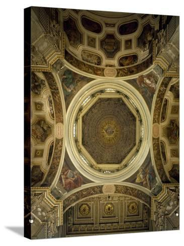 Dome--Stretched Canvas Print