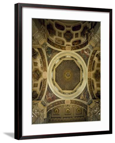 Dome--Framed Art Print