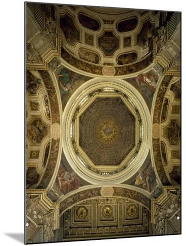 Dome--Mounted Giclee Print