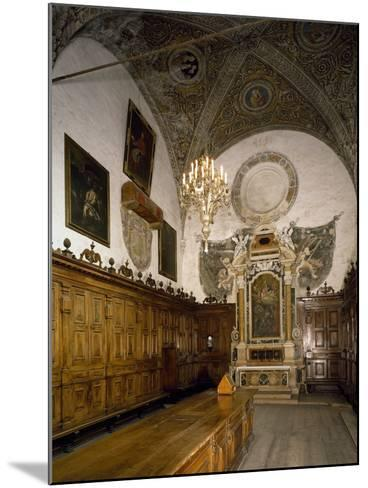 Sacristy, Cathedral of Mantua--Mounted Photographic Print