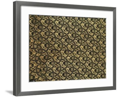 Chiseled Velvet, 19th-20th Century--Framed Art Print
