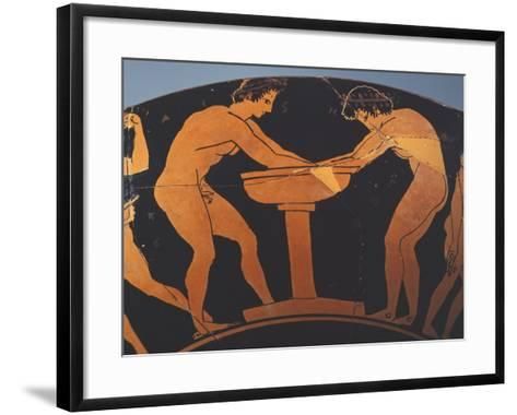 Cup, 480 BC--Framed Art Print