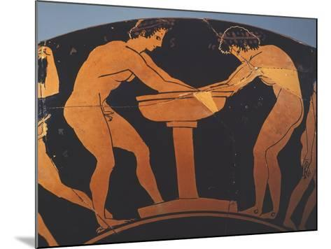 Cup, 480 BC--Mounted Giclee Print