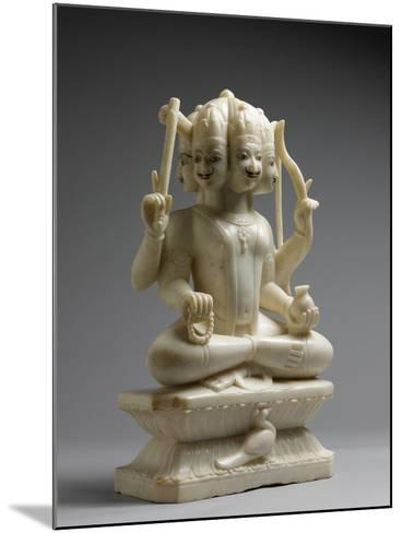 Kumara, Hindu God of War--Mounted Giclee Print
