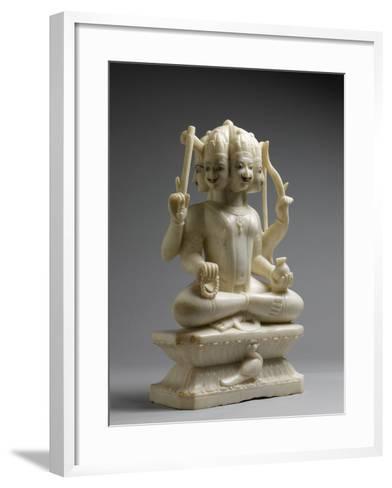 Kumara, Hindu God of War--Framed Art Print