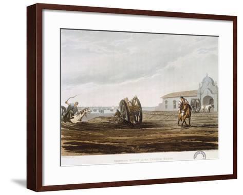 Rio De La Plata, Argentina--Framed Art Print
