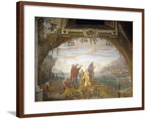 Event in Life of St Mary Magdalene, 1663--Framed Art Print