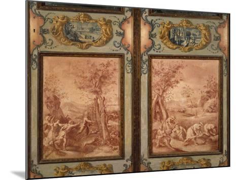 Italy, Venice, Ca' Rezzonico--Mounted Giclee Print
