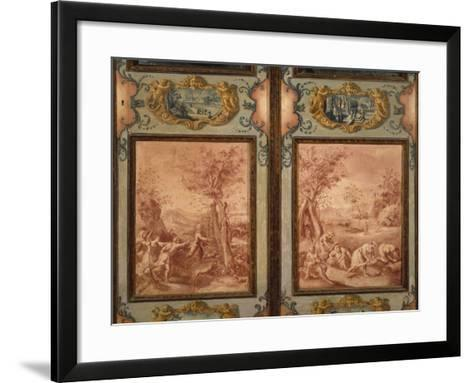 Italy, Venice, Ca' Rezzonico--Framed Art Print