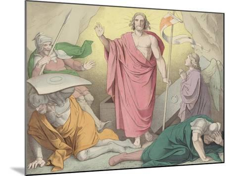 The Resurrection--Mounted Giclee Print