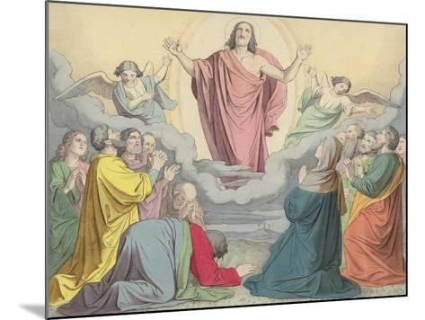 The Ascension--Mounted Giclee Print
