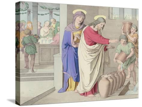 The Marriage in Cana--Stretched Canvas Print