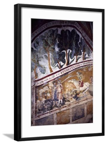 Death's Ride--Framed Art Print