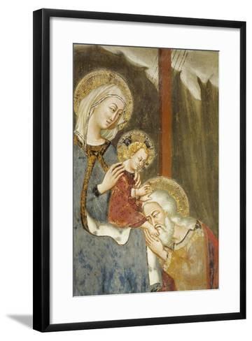 Adoration of the Magi--Framed Art Print