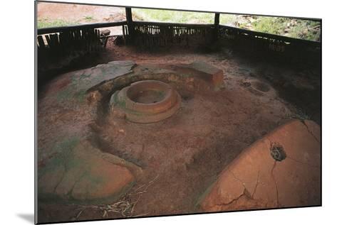 Zimbabwe, Masvingo, Great Zimbabwe National Monument, Ruins of Old Town--Mounted Photographic Print
