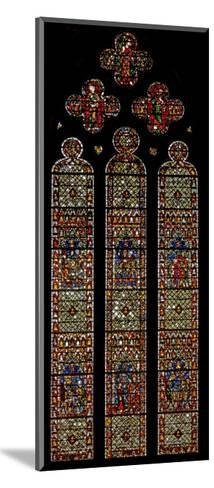 Window W41 Depicting the Bell Founders' Window'--Mounted Giclee Print