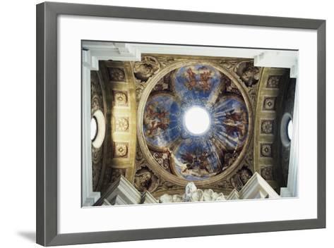 Vault of Church of St Nicholas--Framed Art Print