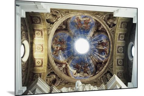Vault of Church of St Nicholas--Mounted Giclee Print