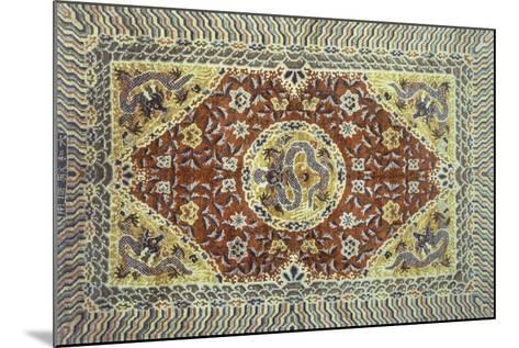 Rugs and Carpets: China - Silk Carpet--Mounted Giclee Print